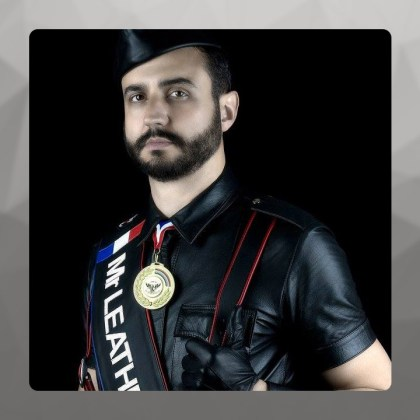 Fabrice, Mister Leather France 2016
