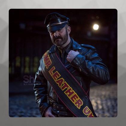 Joe, Mister Leather UK 2016