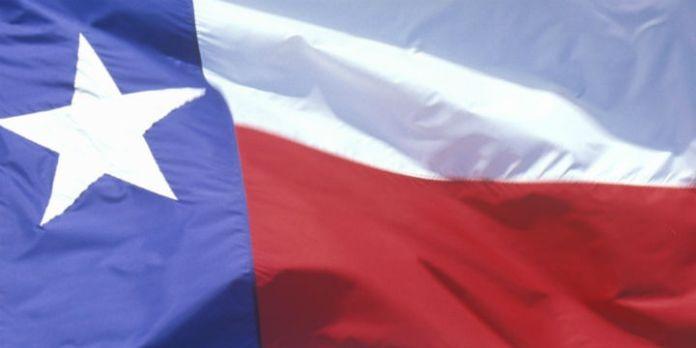 Flagge von Texas