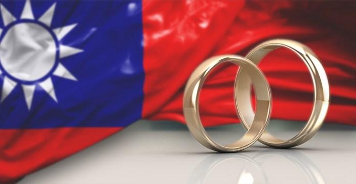 Ehe in Taiwan