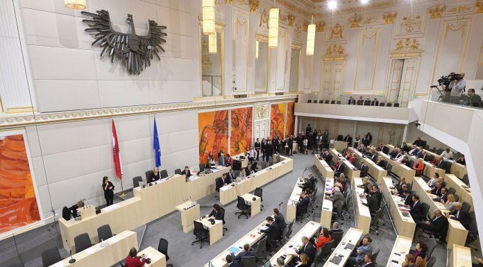 Nationalrats-Sitzungssaal