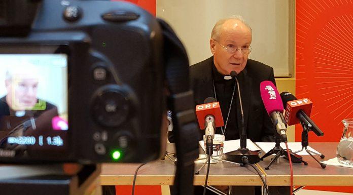 Kardinal Christoph Schönborn