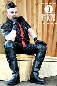 Mister Fetish Austria; Kandidat 3 - Oliver