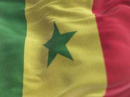 Flagge des Senegal