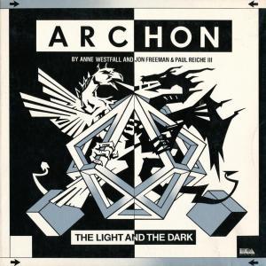 Archon: The Light and The Dark c64 box art