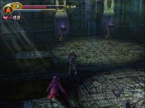 Castlevania ps2 screenshot