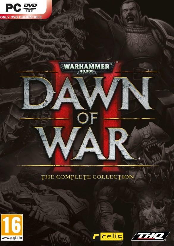Warhammer 40,000: Dawn of War II - Retribution - Complete Edition PC windows box art
