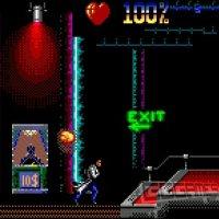 The Terminator game gear screenshot