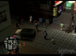 Yakuza ps2 screenshot