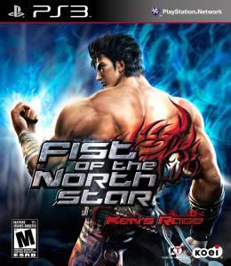Fist of the North Star: Ken's Rage ps3 box art