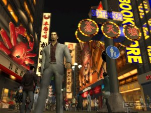 Yakuza 2 ps2 screenshot