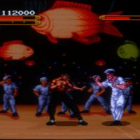Dragon: The Bruce Lee Story SNES screenshot