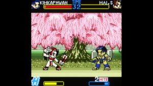 Fatal Fury: First Contact neo geo pocket screenshot
