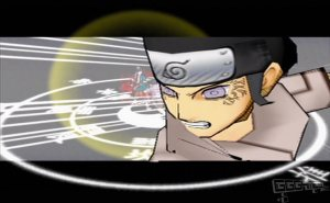 Naruto: Ultimate Ninja ps2 screenshot
