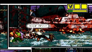 Sega Mega Drive Ultimate Collection ps3 screenshot