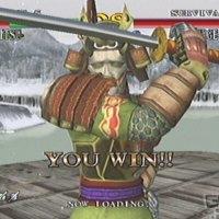 SoulCalibur dreamcast screenshot