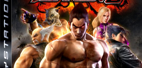 Tekken 6 PS3 box art