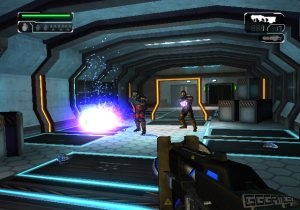 The Conduit wii screenshot