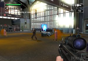 The Conduit wii screenshot
