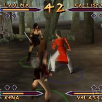 Xena: Warrior Princess: The Talisman of Fate N64 screenshot