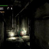 Resident Evil: The Umbrella Chronicles Wii screenshot