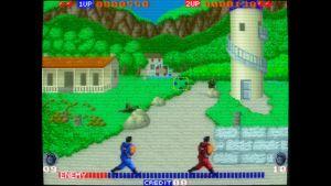 Cabal on Arcade screenshot