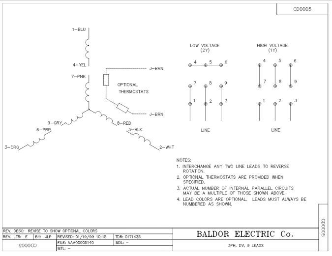 High Voltage 3 Phase Motor Wiring Diagram Free Download Wiring