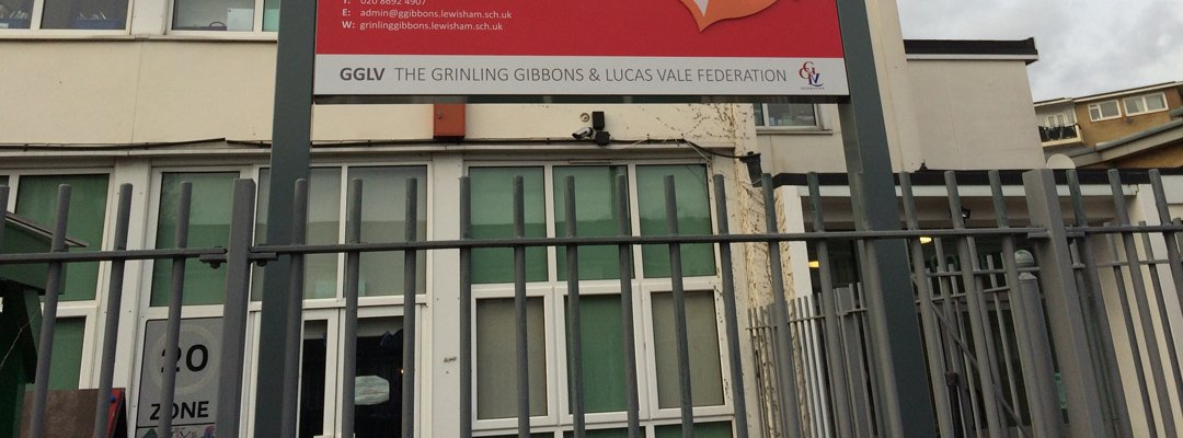 Security at Grinling Gibbons main entrance