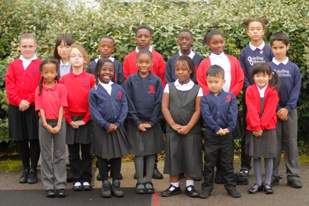 The school Advocates group Years 1 to 6