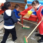 Nursery goes mad about minibeasts!