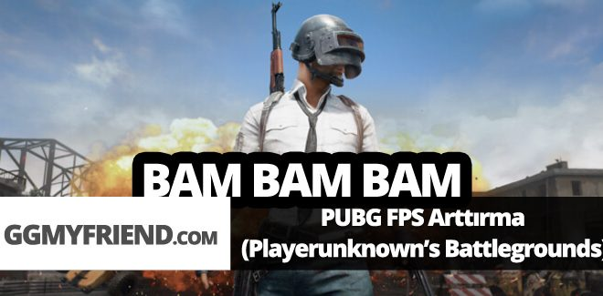PUBG FPS Arttrma Playerunknowns Battlegrounds