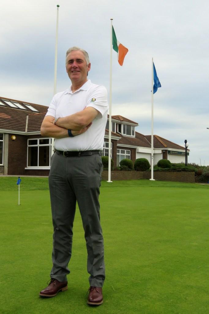 Mick Coote - G Golf Ireland