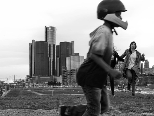 Detroit Street Photography