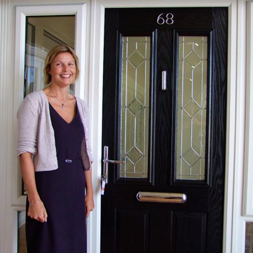 Deborah Beeley, sales and marketing manager of Kingfisher Windows.