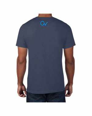 Good Vibes Purple GV Blue T-shirt