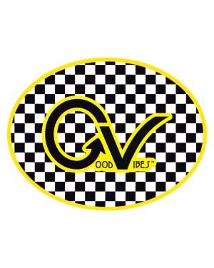 Good Vibes Yellow Black