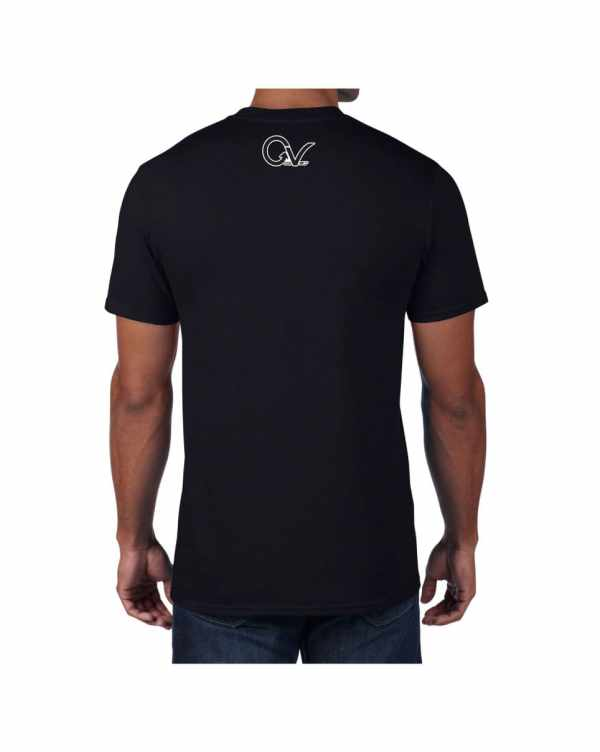 Good Vibes Black Gorilla Black T-shirt