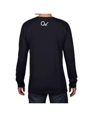 Good Vibes East Coast Black Long Sleeve T-shirt