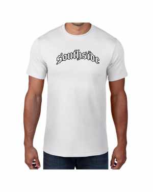 Good Vibes Southside White T-shirt
