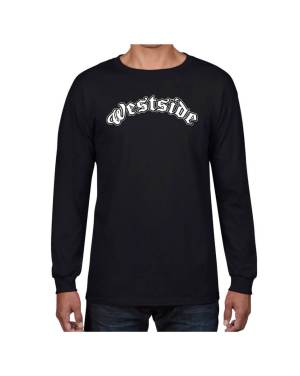 Good Vibes Westside Black Long Sleeve T-shirt