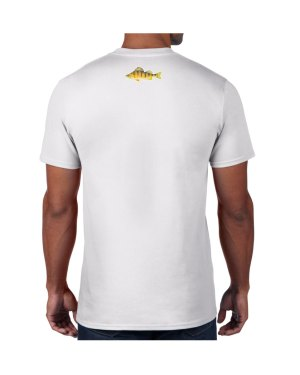 Yellow Perch T-shirt 5.6 oz., 50/50 Heavyweight Blend