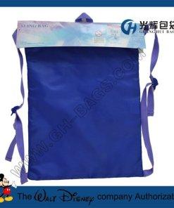 Frozen drawstring backpacks for girls