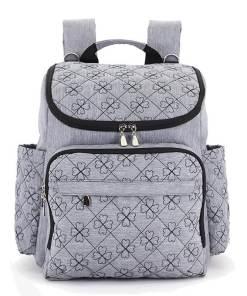 Diaper Bag Backpack With Baby Stroller Holder