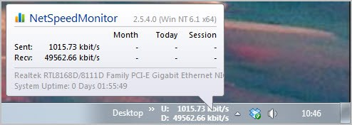 net speed monitor