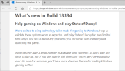 Microsoft: help us to test the new game technology on Windows 10 1903 but we will not tell you anything about it