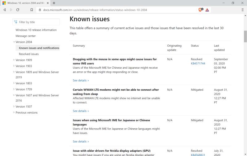 problemi di blocco degli aggiornamenti di Windows-10