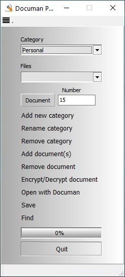 Classifica i tuoi documenti e accedi rapidamente con Documan