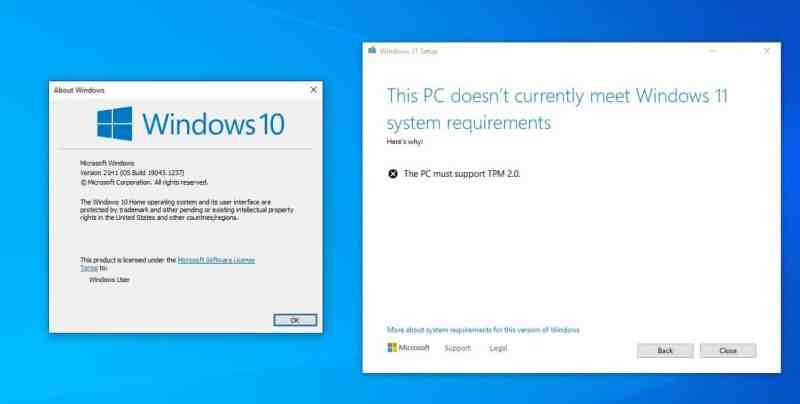 Come ignorare il requisito TPM 2.0 per installare Windows 11