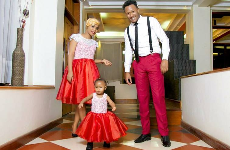 This is why Size 8 will forgive DJ Mo even if she finds him in bed with another woman