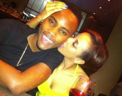 Nick Mutuma replaces his ex Tanasha Oketch with new secret girl (Photos)